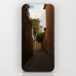 Streets of Italy iPhone Skin