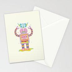 VEGASBOT 7000 Stationery Cards