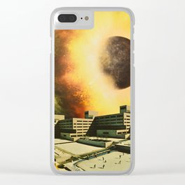 Skyfall Clear iPhone Case