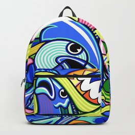Out to Sea Backpack