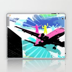 City Cloud Laptop & iPad Skin