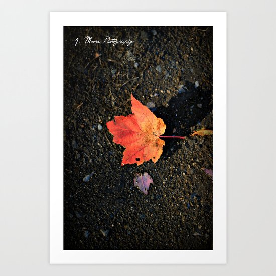 Lonesome Art Print