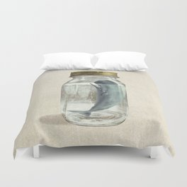 Extinction Duvet Cover