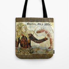 Neutral Milk Hotel Tote Bag