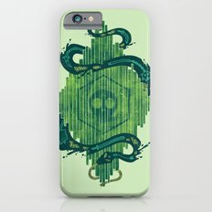 Green is the Color of Death Slim Case iPhone 6s