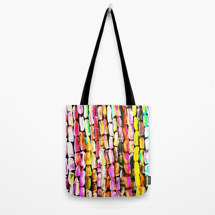 Orange Sugarcane Tote Bag
