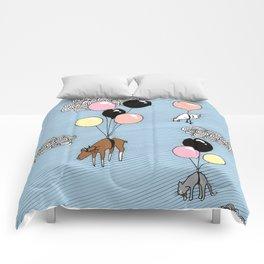 We´re flying Comforters