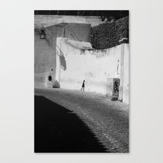 way to.... Canvas Print