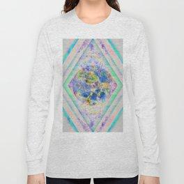 90 Degree Quantum Parallelogram Long Sleeve T-shirt