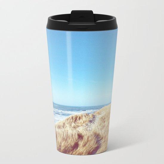 WIDE AND FREE Metal Travel Mug