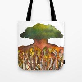 Deep Roots of Mama Tree Tote Bag