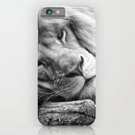 Big Lion King iPhone Case