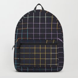 Bauhaus Mod - Graph Paper Backpack