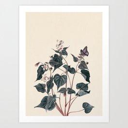 Flower near me 8 Art Print