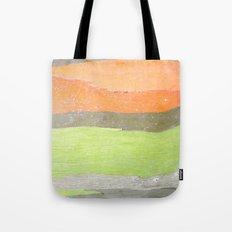 Retro Wood Tote Bag