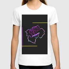 Flowermagic - Rose T-shirt
