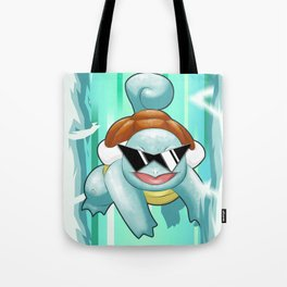 Squirtle Squad Tote Bag