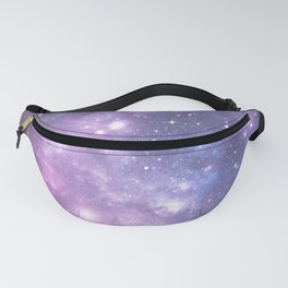 Space Frontier - Purple Fanny Pack