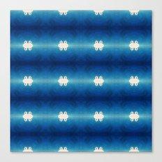 Blue Calera Canvas Print