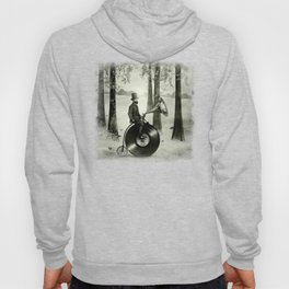 Music Man in the Forest, by Eric Fan and Viviana González Hoody