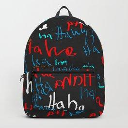 Ha ha ha Art N21004-2 Backpack