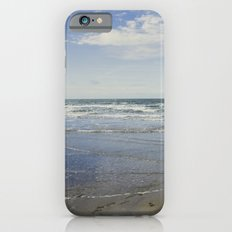 Blue reflection iPhone 6s Slim Case