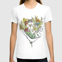 Summer Bouquet T-shirt
