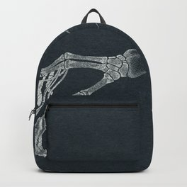 ...and women to take you out of it Backpack