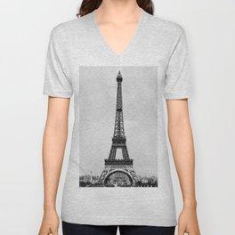 Eiffel tower 2- in 1900 Unisex V-Neck
