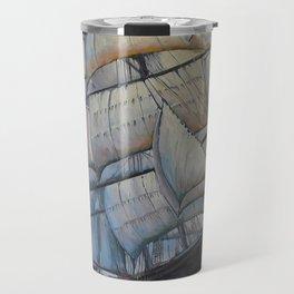 Barry Nehr - Tall Ship Travel Mug