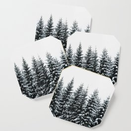 The White Bunch Coaster