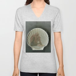 A Safe Place Unisex V-Neck