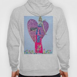 Sweettarts For My Sweetheart - Bright Colors Hoody