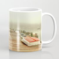 cape cod Mugs featuring Cape Cod Mornings 2 by Raymond Earley