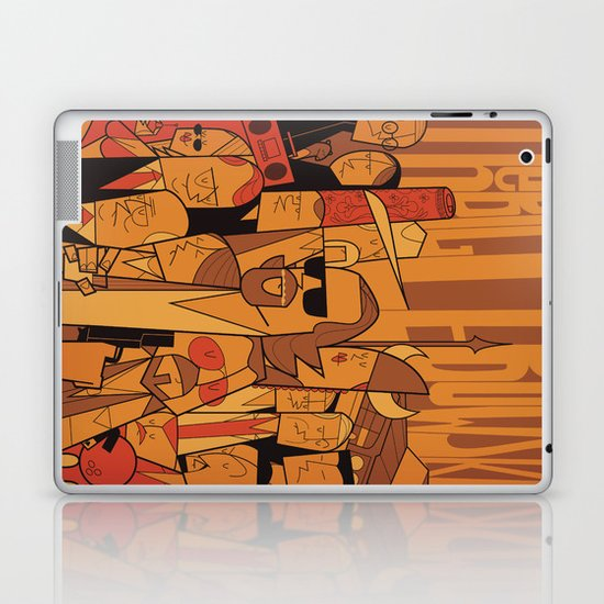 The Big Lebowski Laptop & iPad Skin