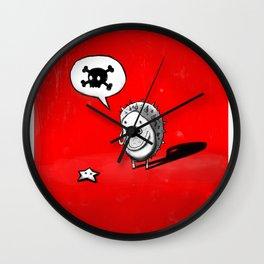Oh! Wall Clock
