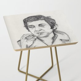 Serge Gainsbourg Side Table