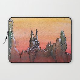 Mountain Stronghold Laptop Sleeve