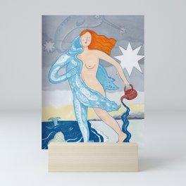 17 The Star (Colleen) Mini Art Print