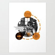 You Can Quote Me - Isaac Asimov Art Print