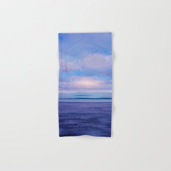 The Sea is Calm 02 Hand & Bath Towel