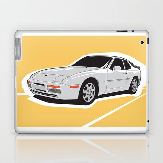 Turbo Driver Laptop & iPad Skin