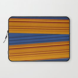 Sunrise Spot Weave Laptop Sleeve