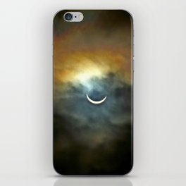 Solar Eclipse II iPhone Skin