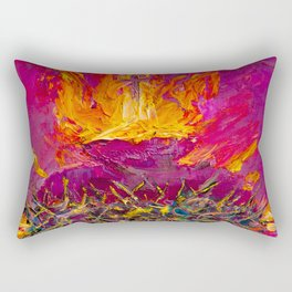Sacred Love I Rectangular Pillow
