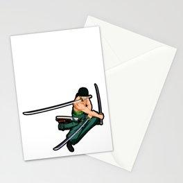 One Piece Zoro Stationery Cards