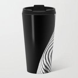 ZebraWoman Travel Mug