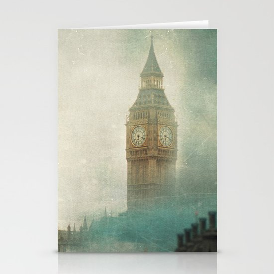 London Surreal Stationery Cards