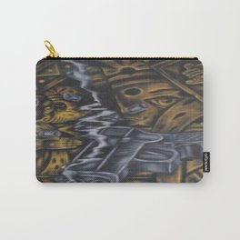 Jaded Art Carry-All Pouch