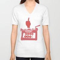 valentine V-neck T-shirts featuring valentine by marella